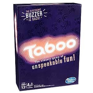 Amazon Taboo