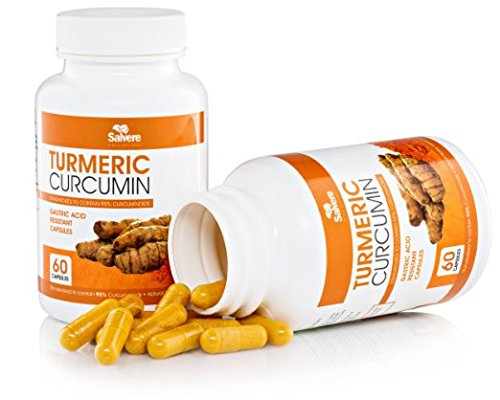Turmeric Curcumin Standardize 4 Bottles product image