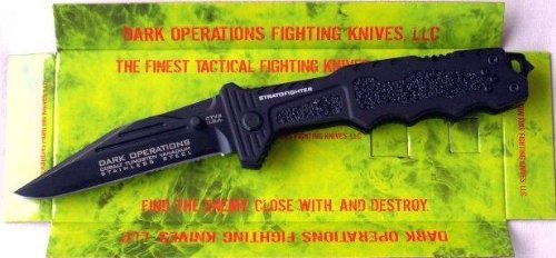DARK OPS (ダークOPS) STRATOFIGHTER Covert Tanto Point B01M8FUTPT