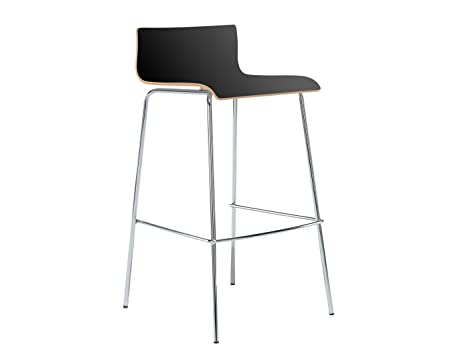 Mauser cultura design sgabello da bar sedia da bar seduta in
