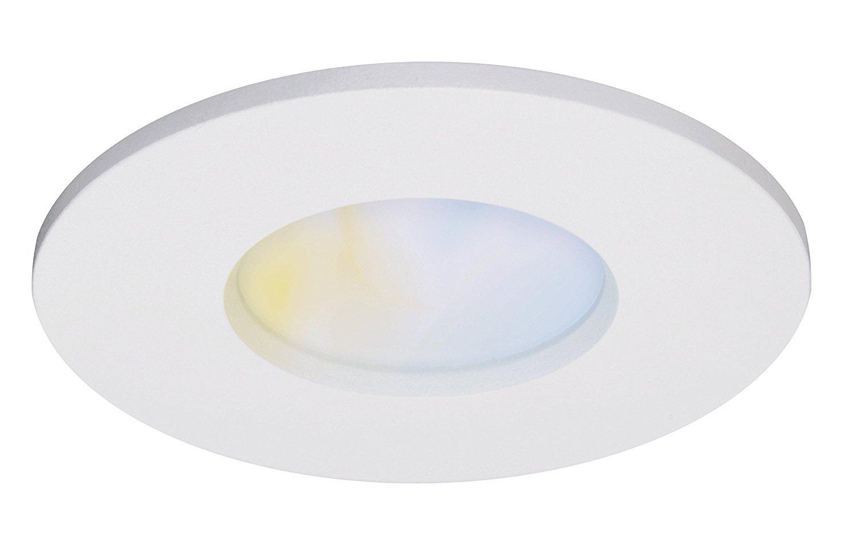 Plafoniere Wifi : Wiz faretto da incasso led smart glyph wifi luce bianca. finitura