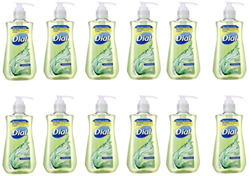 12-Pack Dial Antibacterial Liquid Hand Soap 7.5 Fluid Oz.