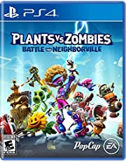 Plants Vs. Zombies: Battle for Neighborville - PlayStation 4