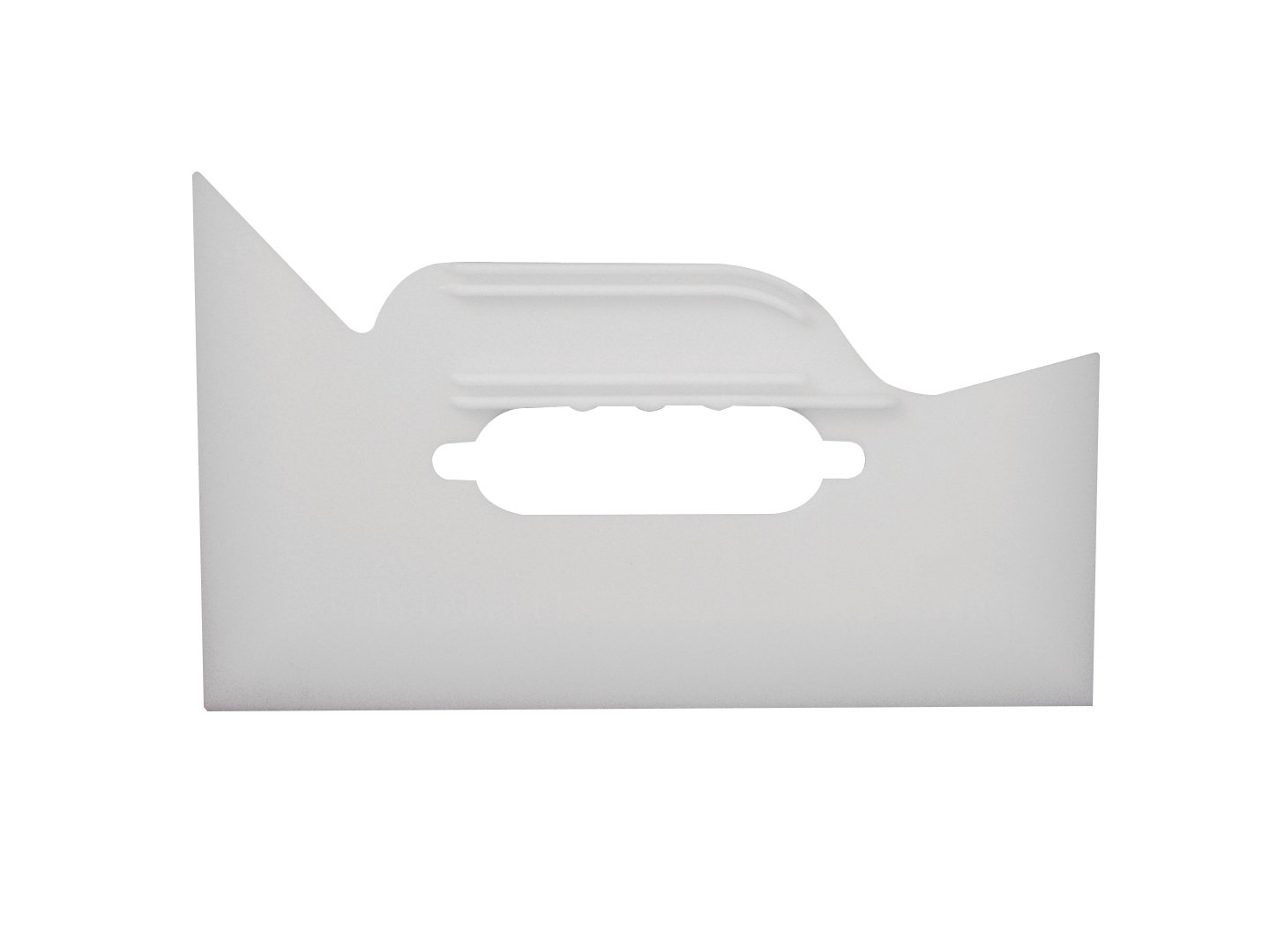GT190WHITE WHITE 5 WAY TRIM GUIDE WINDOW TINTING FITTING TOOL