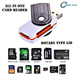 micro sd m2 - PRO DUO USB READER BY COMPU-TECH-ALL IN 1 SD MMC SD MS MEMORY CARD -Portable Card READER-FOR -MICRO SD-M2 -MS PRO DUO- SIM CARDS-MEMORY CARD PRO DUO READER-M2 CARD READER.