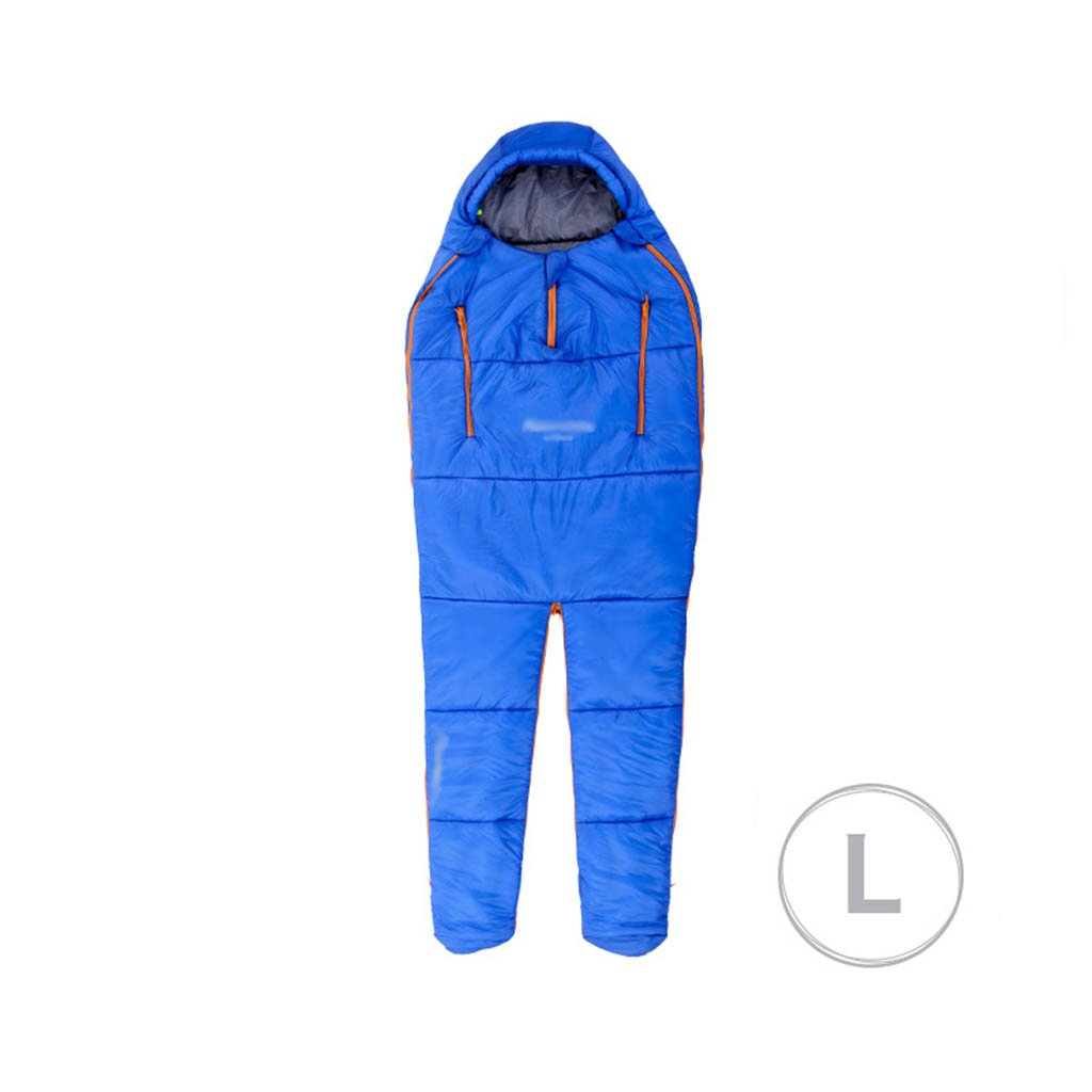 Sleeping Bag-LL Schlafsack, Erwachsene Winter Outdoor Warm Warm Indoor Camping
