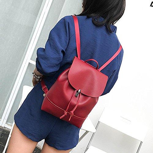Red Mujer Negro para DH Bolso Bags ER24T GB54G Mounter SB al Rosa Hombro xR7Hfq1w