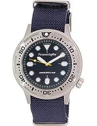 Freestyle Men's Ballistic Dive 10019174 Silver Nylon Quartz Watch
