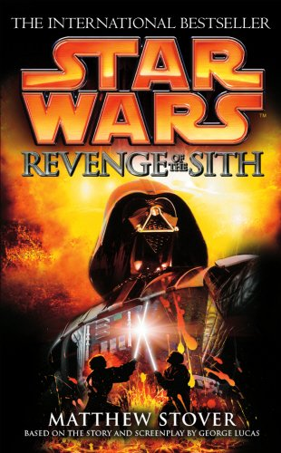 Star Wars Revenge of the Sith by Matthew Stover