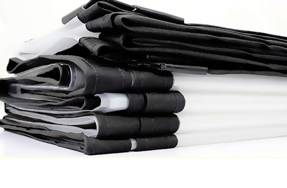 4m×10m HRFHLHY Regenschutztuch Verdickter Rand Perforiert Transparentes, Wasserdichtes Regenschutztuch, Fenster-Balkon-Blaumenschutzbezug, Warm Im Winter,4M×10M