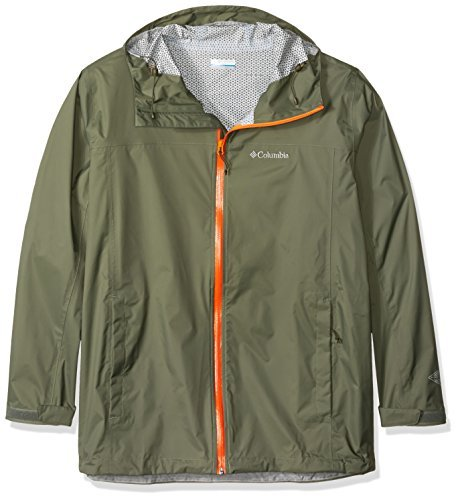 Columbia Men's Evapouration Jacket, Cypress, 2X-Large Tall