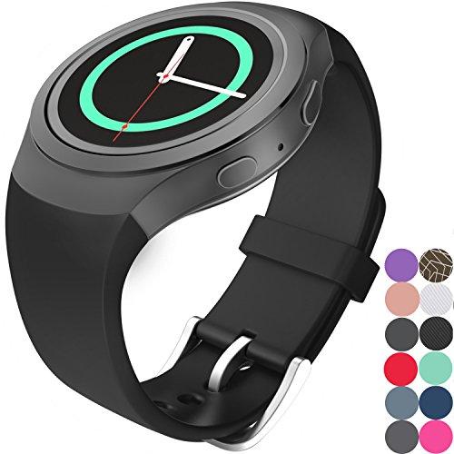 CoJerk Silicone Watch Band for Samsung Gear S2 - (Watch Gear)