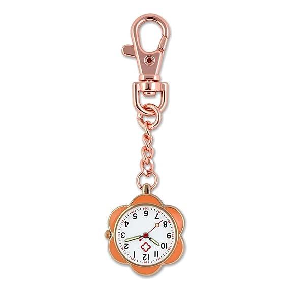 Enfermera Reloj de Bolsillo Llavero Simulación Digital ...