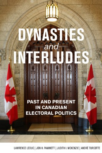 Dynasties and Interludes: Past and Present in Canadian Electoral -
