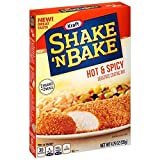 Shake 'N Bake Seasoned Coating Mix: Hot & Spicy (2 Pack) 4.75 oz Boxes