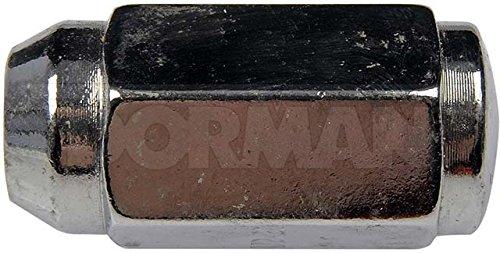 Dorman 611-155 Wheel Lug Nut (1/2''-20), Pack of 10 by Dorman