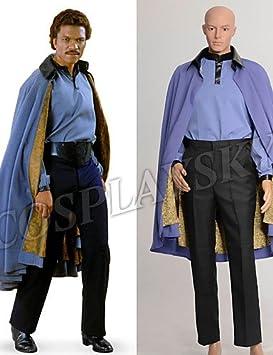El imperio contraataca de el retorno del Jedi Lando disfraz ...