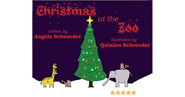 Christmas At The Zoo.Christmas At The Zoo