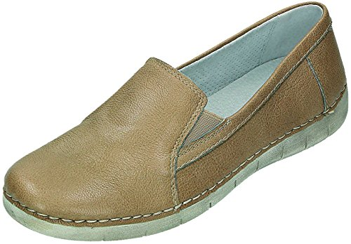 RELAXSHOE Chaussures pour Femme Sportif D. Chaussons tortora Weite G 1RsT4