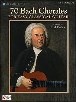 Como Descargar Un Libro J.s. Bach: 70 Bach Chorales For Easy Classical Guitar (book/online Audio) Epub Gratis No Funciona