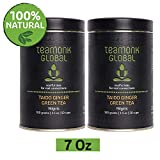 Nilgiri Ginger Green Tea, 30 Teabags | Supports Weight Loss & Digestion | 100% Natural Ginger with Whole Leaf Green Tea | No additives