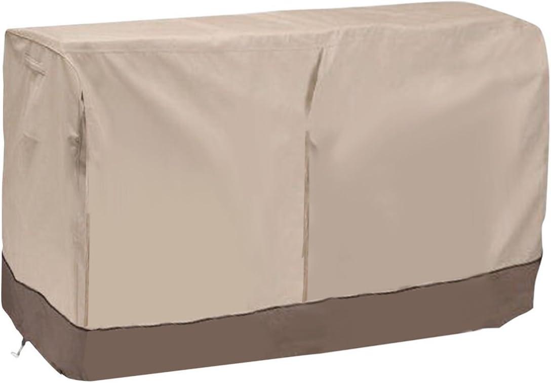 BUY JOY 8FT Waterproof Outdoor Log Rack Cover Protection
