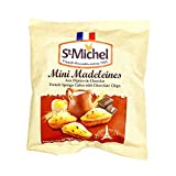 St Michel French Mini Madeleine With Chocolate Chips offers