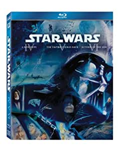 Star Wars: The Original Trilogy (Episode IV: A New Hope / Episode V: The Empire Strikes Back / Episode VI: Return of the Jedi) (Special Edition) [Blu-ray]