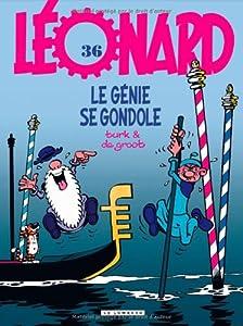 """Afficher """"Léonard n° 36 Le Génie se gondole"""""""