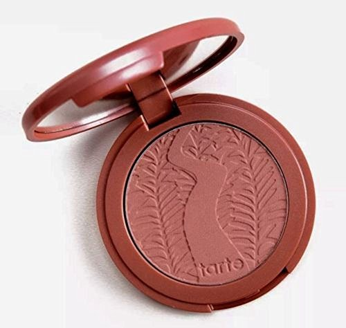 Tarte Cosmetics Feisty Amazonian Clay 12 Hour Blush .05 Ounce Mini Travel Size Unboxed by Tarte (Image #1)