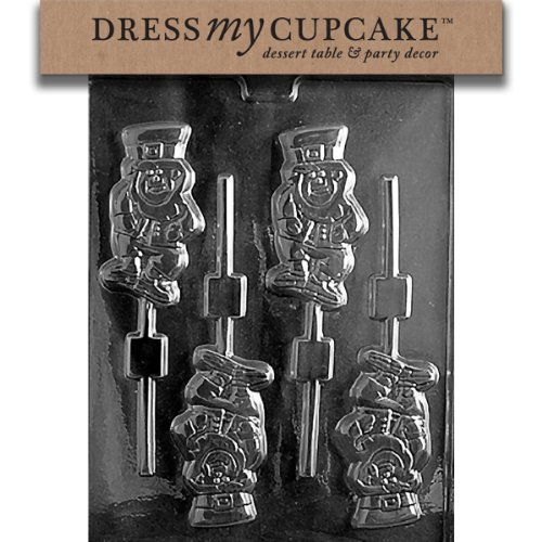 Dress My Cupcake Chocolate Leprechaun
