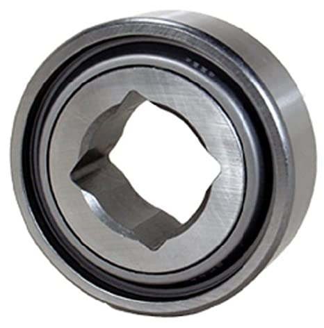 1.4380 Outer Ring Width 1.125 ID Peer Bearing GW209PPB5 Agriculture Heavy Duty Disc Harrow Bearing 1.1880 Inner Ring Width Square Bore 3.3465 Spherical OD Two Triple Lip Seals Relubricable