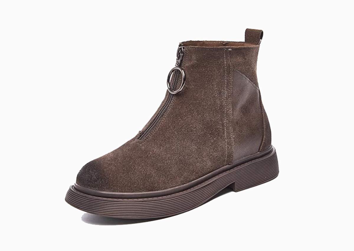 KPHY Damenschuhe Martin Schuhe Stiefel Winter Dicken Hintern SAMT Studenten Kurze Schuhe Stiefel.