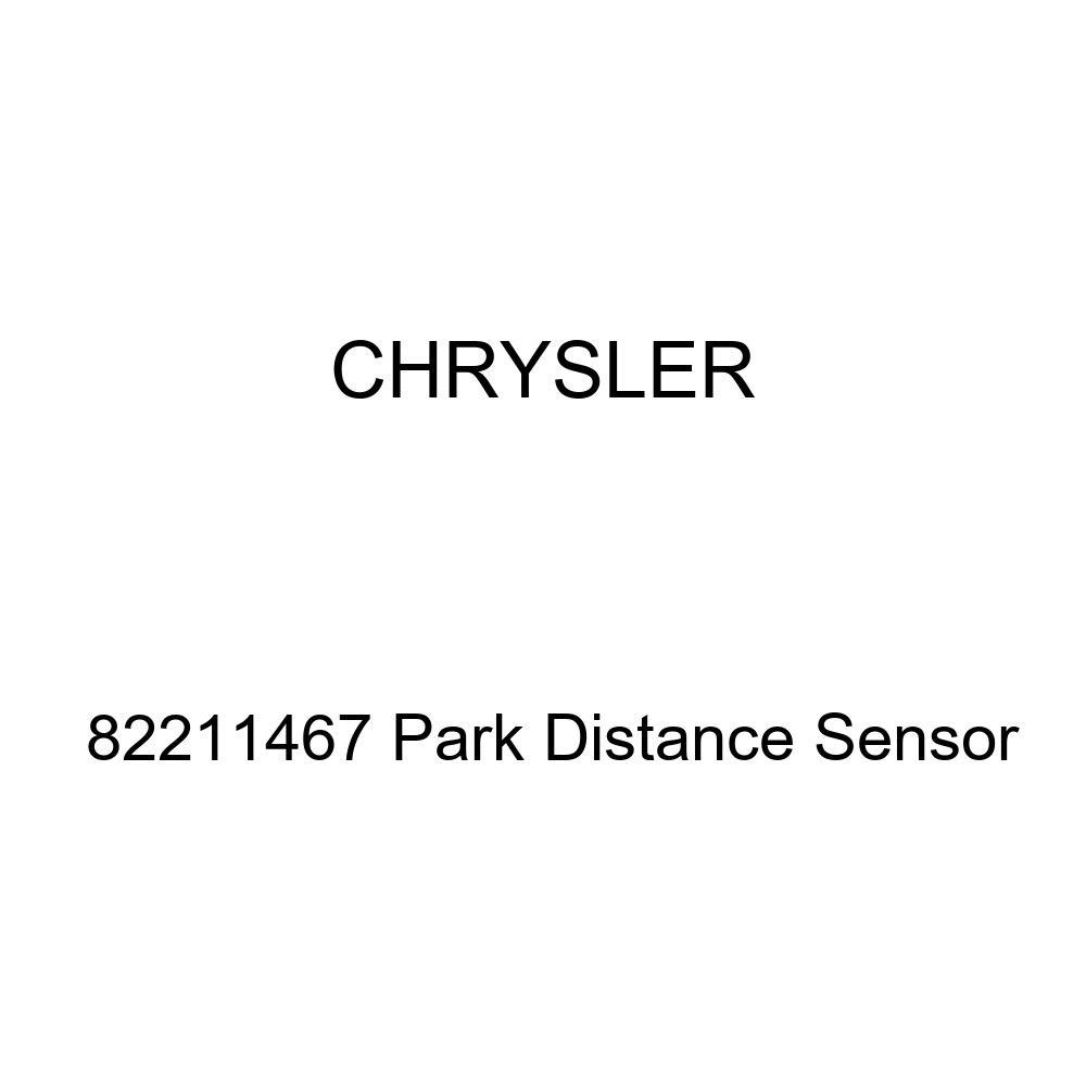 Genuine Chrysler 82211467 Park Distance Sensor