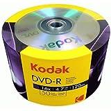 KODAK DVD-R 16X 4.7 GB 50'li Paket