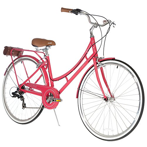 "XDS Nadine City 7-Speed Step-Through Bicycle , 17""/700C , Wa"