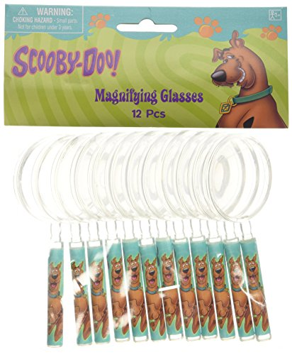 Amscan Scooby-Doo Favors Magnifying Glass (Scooby Doo Party Favors)