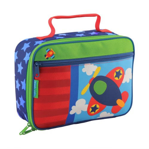 Stephen Joseph Boys Classic Lunch Box, Airplane ()
