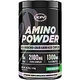 XPI Amino Powder (Sour Green Apple) - (30 Serv) 18.5 OZ - BCAA & Amino Acid Complex - 4:1:1 BCAA Ratio! - Build Muscle & Speed Up Recovery