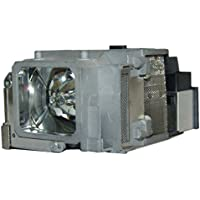 AuraBeam Economy Epson ELPLP65 Projector Replacement Lamp with Housing