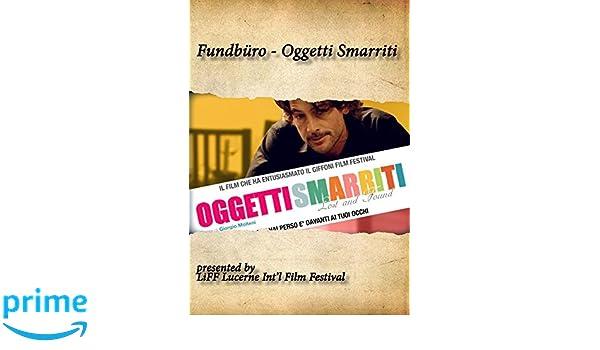 Amazon com: Das Fundbüro - Oggetti Smarriti: Roberto Farnesi