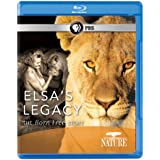 Nature: Elsa's Legacy: The Born Free Story [Blu-ray]