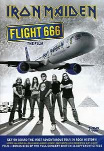 Iron Maiden Flight 666 (2 DVD Standard Edition)