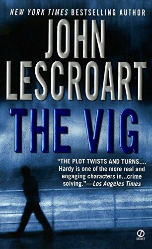 Books : The Vig (Dismas Hardy)