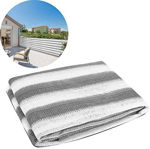 Cathy Clara - Pantalla de privacidad para balcón, Parabrisas, Resistente a los Rayos UV, para Patio, césped, jardín, pérgola: Amazon.es: Electrónica