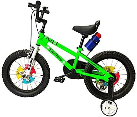 BH BAOHONG - Bicicleta Infantil con Ruedas de Entrenamiento para ...