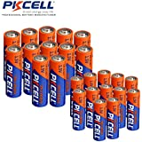 (24 Combo Pack) 12x AA LR6 +12x AAA LR03 1.5V Alkaline Dry Batteries PKCELL