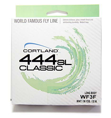 Cortland 444 SL Classic Floating Fly Line Type & Weight: Wt. Forward 3 Floating by Cortland