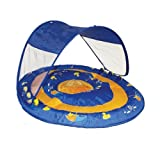 SwimWays Baby Spring Float w/ Sun Canopy