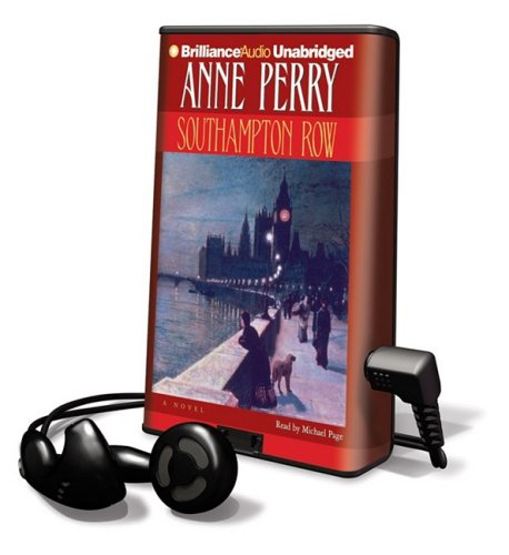 Southampton Earbuds Playaway Adult Fiction product image
